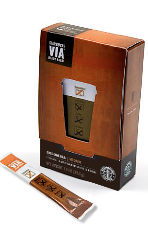 This breakthrough instant coffee is available online and at select Starbucks stores in Chicago and Seattle.